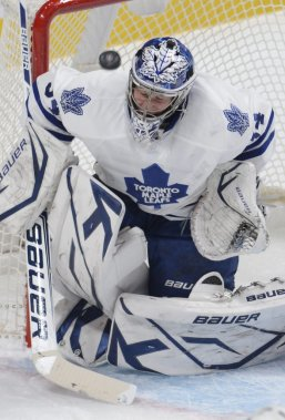 James Reimer (Photo Bernard Brault, La Presse)