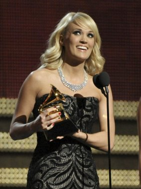 Carrie Underwood (Photo AP)