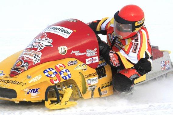 À 59 ans, Jacques Villeneuve sera à nouveau l'une des têtes d'affiche du Grand Prix de Valcourt.