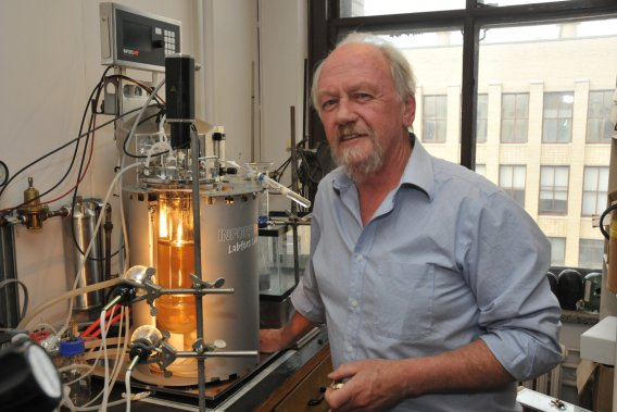 Patrick Hallenbeck, professeur  et microbiologiste à l'Université de Montréal.