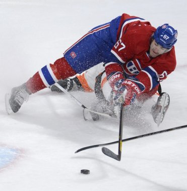 Max Pacioretty. (Photo Bernard Brault, La Presse)