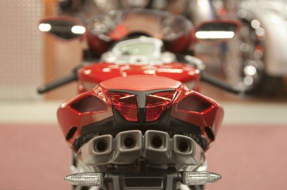 Le Salon de la moto de Montréal, présenté de vendredi à dimanche, offrira un bel assemblage de nouveautés.