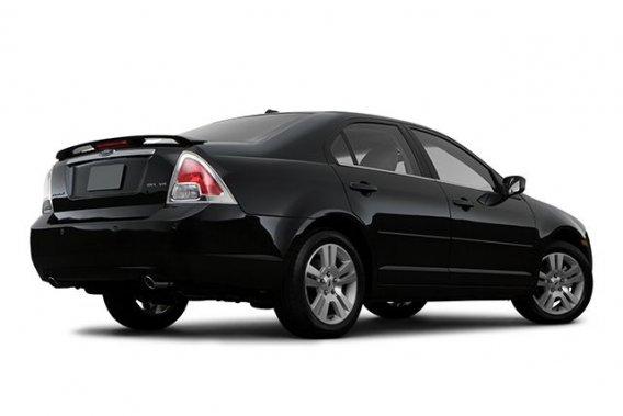 La Ford Fusion 2009.