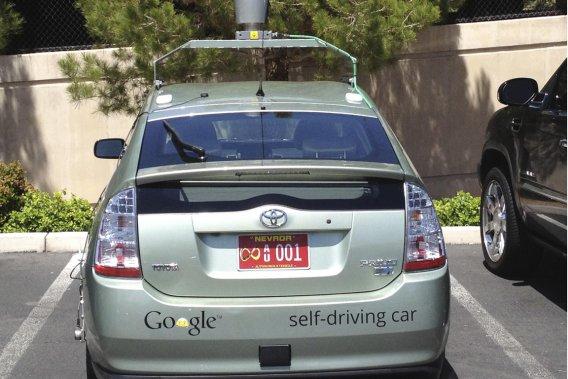 Le système de conduite autonome de Google coûte un quart de million par voiture.