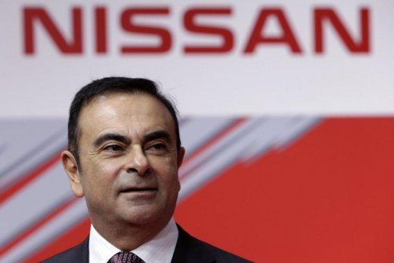 Carlos Ghosn,le PDG de l'Alliance Renault-Nissan, a parlé d'un «projet innovant incorporant de la technologie électrique».