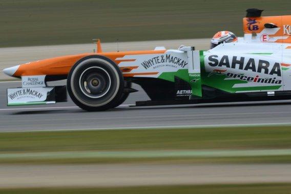 L'Allemand Adrian Sutil sera de retour en F1 cette saison, au volant de  la deuxième monoplace de Force India. Il s'agissait du dernier baquet  encore disponible à deux semaines du début de la saison 2013.