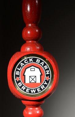 Étienne Turcotte rêve d'ouvrir sa propre microbrasserie, la Black Barn Brewery. (Photo: Bernard Brault, La Presse)