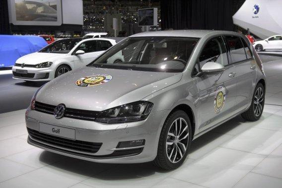 La Volkswagen Golf de septième génération a été élue Voiture européenne de l'année 2013, à la veille de la journée média du Salon de l'auto de Genève. La nouvelle Golf arrivera en Amérique du Nord en avril 2014.