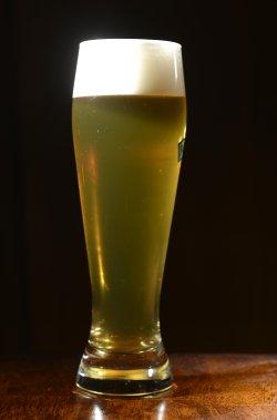 Une bière créée par Étienne Turcotte. ()