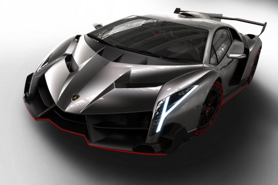 La Lamborghini Veneno.