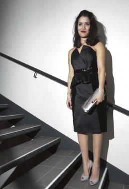 Sabrina Ouazani, en nomination comme meilleure actrice de soutien dans Inch'Allah. (PHOTO OLIVIER JEAN, LA PRESSE)
