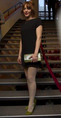 Monia Chokri, en nomination comme meilleure actrice de soutien dans Laurence Anyways. (PHOTO OLIVIER JEAN, LA PRESSE)