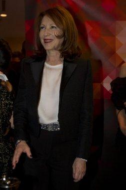 Nathalie Baye, en nomination comme meilleure actrice de soutien dans Laurence Anyways. (PHOTO OLIVIER JEAN, LA PRESSE)