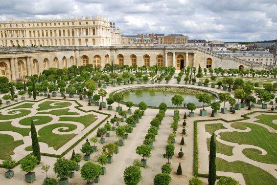 Les jardins du Château de Versailles vivent au rythme de l'année Le Nôtre cette année. (Photo RelaxNews)