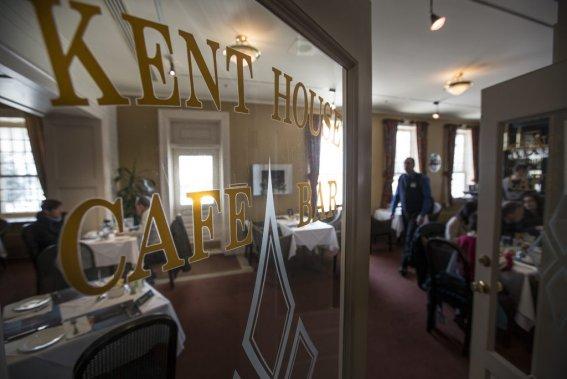 Le Kent-House bistro du Manoir Montmorency (Photo Olivier Pontbriand, La Presse)