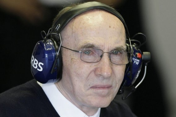 Frank Williams.