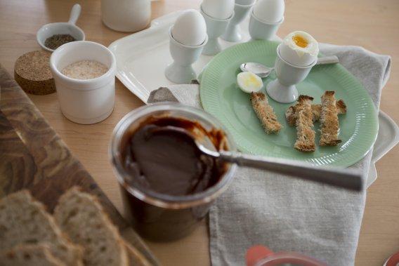 Pâte à tartiner au chocolat maison. (Photo Alain Roberge, La Presse)