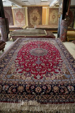 Les Secrets Du Tapis Oriental Laila Maalouf Design