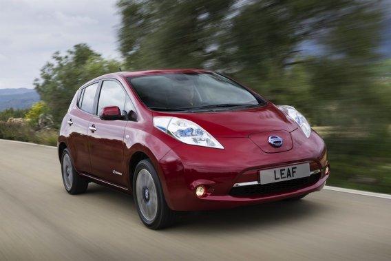 La nouvelle Nissan Leaf est attendue à la mi-2013.