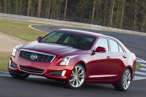 Chez Cadillac, on estime avoir atteint ici - air connu - l'objectif de parvenir à proposer une BMW américaine.