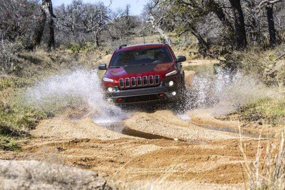 Vous aimez le nouveau Jeep Cherokee?