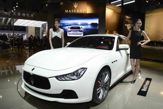 La Ghilbi s'inscrit dans le plan de relance de la Maserati, qui ambitionne de décupler ses ventes d'ici deux ans.