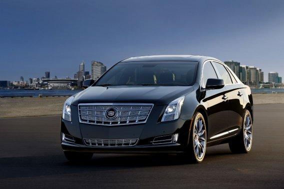 La Cadillac XTS 2014