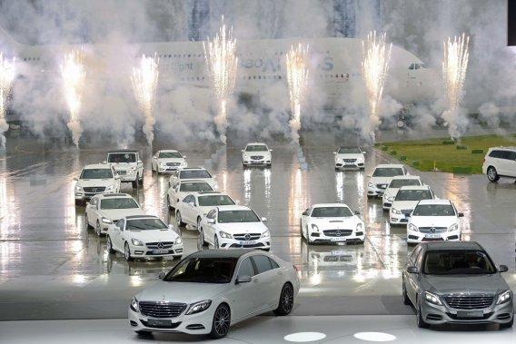 Présentée en grande pompe mercredi dernier à Hambourg, la Classe S de Mercedes se conduit presque toute seule.