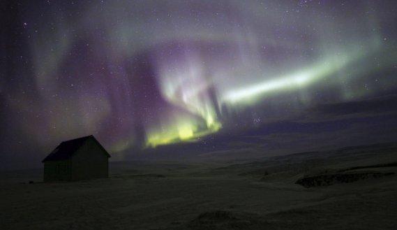 L'hiver est la meilleure saison pour observer des aurores boréales. (PHOTOTHÈQUE LA PRESSE)