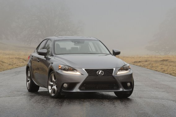 La Lexus IS 2014