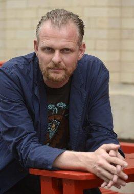 Le metteur en scène de renommée internationale Thomas Ostermeier (Photo: Bernard Brault, La Presse)