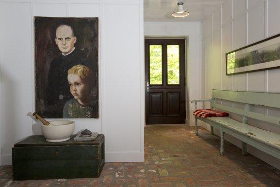 Une vue du sous-sol. (Photo David Boily, La Presse)