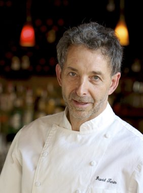 Le chef David Turin a ouvert deux restaurants à Kennebunkport. (Photo fournie par KRC)