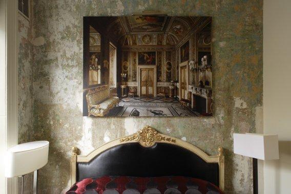 L'hôtel, un ancien bordel, offre six chambres à ses visiteurs. (Photo fournie par l'hôtel Rough Luxe)
