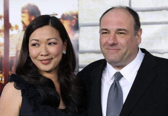 En compagnie de sa femme Deborah Lin à Los Angeles en avril 2011. (Reuters)