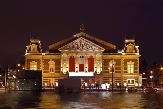 Les Concertgebouw fête cette année ses 125 ans. (Photothèque La Presse)