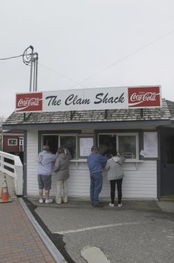 The Clam Shack (Photo Émilie Bilodeau, La Presse)