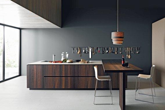 cuisine un lot non une p ninsule lucie lavigne design. Black Bedroom Furniture Sets. Home Design Ideas
