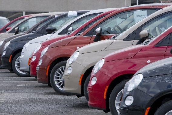 Les ventes canadiennes de véhicules de passagers se sont établies en moyenne à un taux désaisonnalisé de 1,75 million d'unités en avril et mai, bien au-delà des prévisions pour l'année de la Banque Scotia.