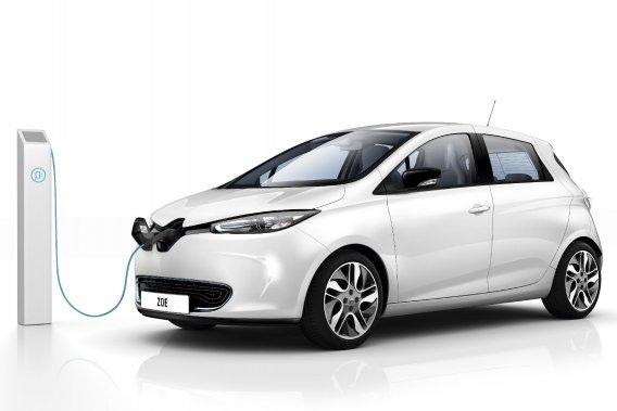 La Renault ZOE a séduit 3594 acheteurs français lors du 1er semestre 2013.