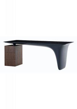 tendances meubles retour au naturel couleurs acidul es design. Black Bedroom Furniture Sets. Home Design Ideas