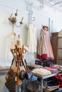 La boutique Corey & Co. (Photo Anne Gauthier, La Presse)
