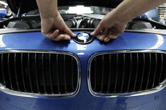 BMW signe un deuxième trimestre record
