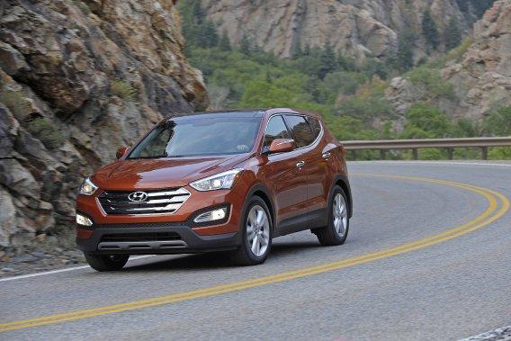 Au Canada, 3246 Hyundai Santa Fe sont concernées par le rappel.