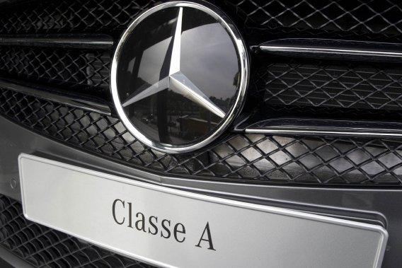 La marque à l'étoile, filiale du constructeur allemand Daimler, avait expliqué avoir 4500 voitures bloquées par la procédure, dont environ 2700 avaient déjà trouvé preneurs.
