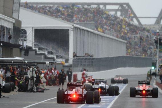 Si l'on se fie à ce calendrier préliminaire, le prchain Grand Prix du Canada aura lieu le 8 juin 2014.