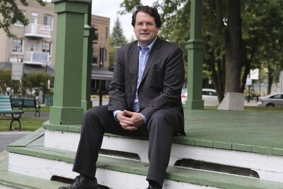 Bernard Drainville (Photo Martin Chamberland, La Presse)