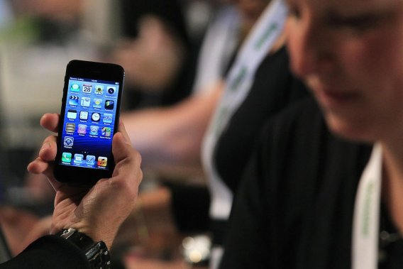L'application mobile se décline sur les plateformes iPhone,... (Photo Archives Reuters)