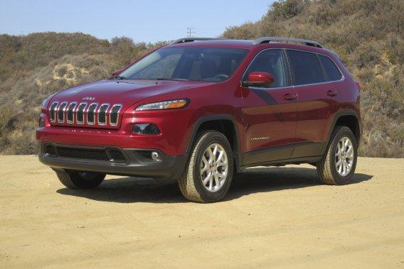 Le nouveau Jeep Cherokee