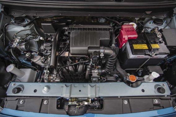 La nouvelle Mitsubishi Mirage. (Photo fournie par Mitsubishi)